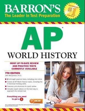 Bog, paperback AP World History af John McCannon