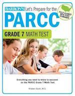 Barron's Let's Prepare for the PARCC Grade 7 Math Test (Lets Prepare for the Parcc Tests)