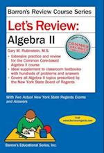 Let's Review Algebra II (BARRON'S REVIEW COURSE)