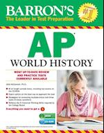 Barron's AP World History [With CDROM] af John McCannon
