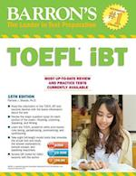 Barron's TOEFL Ibt with Two MP3 CDs and CD-ROM [With CDROM and 2 MP3 CDs] (Barrons TOEFL IBT wCD audio)
