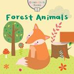 Forest Animals (Crinkle Cloth Books)
