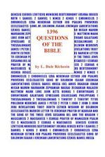 1396 Questions of the Bible af L. Dale Richesin