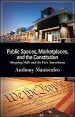 Public Spaces, Marketplaces, and the Constitution (Suny Series in American Constitutionalism)