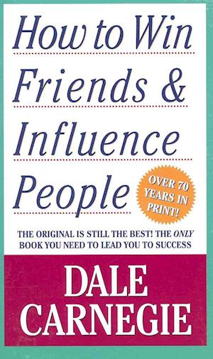 How to Win Friends & Influence People af Dale Carnegie