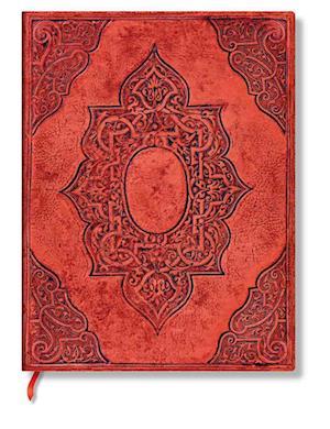 Fortuna Ultra Lined Notebook af Hartely and Marks