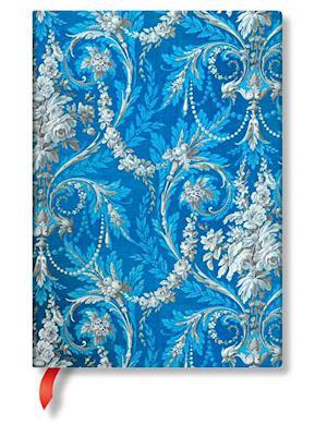 Bog, hardback Crystal Chandelier Midi Lined Notebook af Hartely and Marks