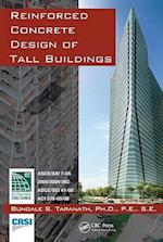 Reinforced Concrete Design of Tall Buildings af Bungale S. Taranath