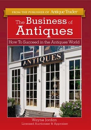 Business of Antiques af Wayne Jordan