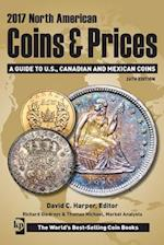North American Coins & Prices 2017 (NORTH AMERICAN COINS AND PRICES)