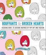 Bouffants & Broken Hearts Coloring Book