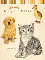 Draw Baby Animals af Jane Maday