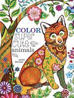 Color Super Cute Animals af Jane Maday