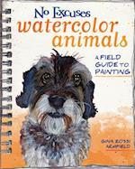 No Excuses Watercolor Animals