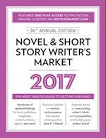 Novel & Short Story Writer's Market 2017 (NOVEL AND SHORT STORY WRITER'S MARKET)
