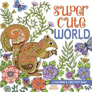 Bog, paperback Super Cute World af Jane Maday