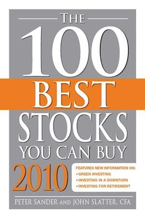 100 Best Stocks You Can Buy 2010 af Peter Sander