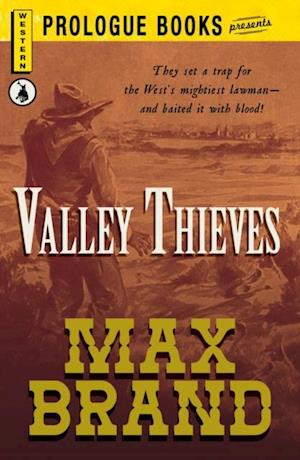 Valley Theives af Max Brand