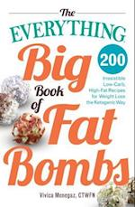 Everything Big Book of Fat Bombs (EverythingR)
