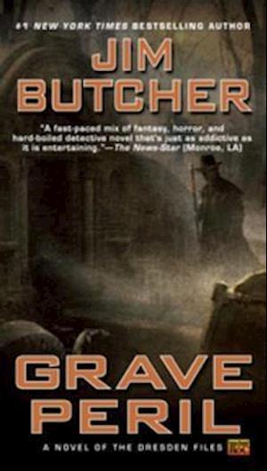 Grave Peril af Jim Butcher