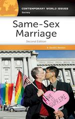 Same-Sex Marriage (Contemporary World Issues)
