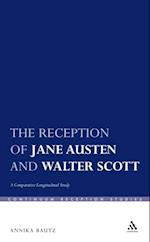 Reception of Jane Austen and Walter Scott af Annika Bautz