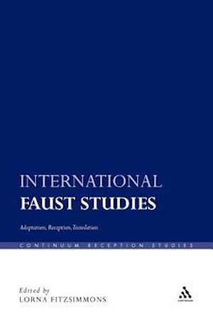 International Faust Studies af Ehrhard Bahr