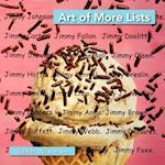 Art of More Lists af John Nieman