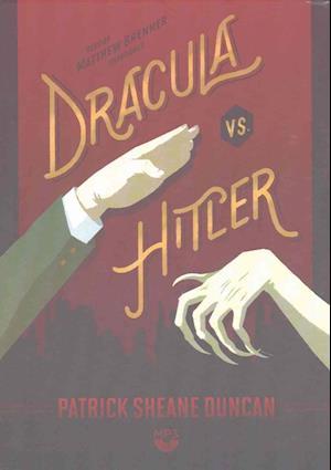 Lydbog, CD Dracula Vs. Hitler af Patrick Sheane Duncan