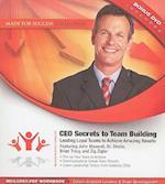 CEO Secrets to Team Building af John Maxwell, Zig Ziglar, Dr Sheila