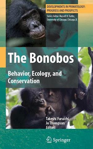 The Bonobos af Jo Thompson, Takeshi Furuichi