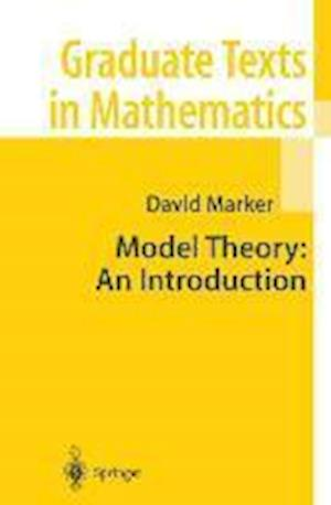 Model Theory: An Introduction af David Marker