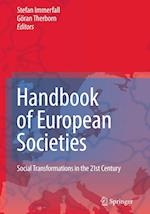 Handbook of European Societies af Goran Therborn, Stefan Immerfall
