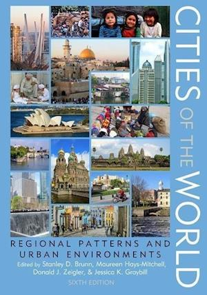Cities of the World af Stanley D. Brunn