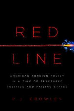 Bog, hardback Red Line af P. J. Crowley