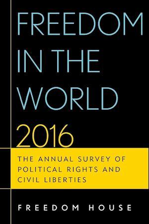 Bog, paperback Freedom in the World af Freedom House