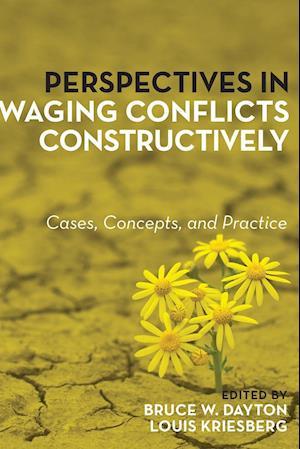 Bog, paperback Perspectives in Waging Conflicts Constructively af Bruce W. Dayton