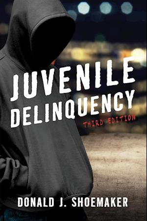 Bog, paperback Juvenile Delinquency af Donald J. Shoemaker