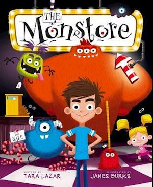 The Monstore af Tara Lazar