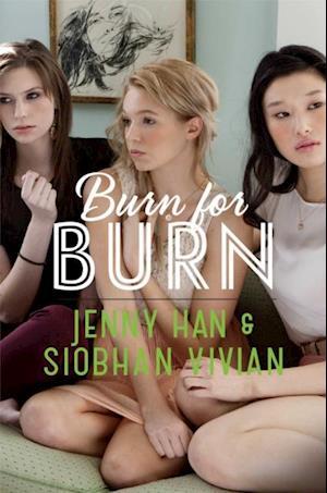 Burn for Burn af Siobhan Vivian
