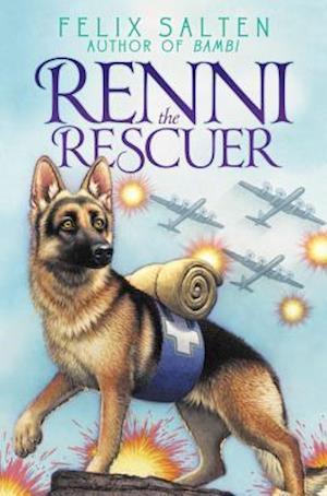 Renni the Rescuer af Felix Salten