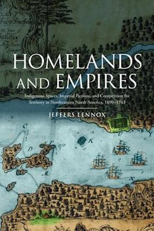 Bog, paperback Homelands and Empires af Jeffers Lennox