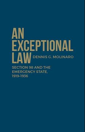 An Exceptional Law af Dennis G. Molinaro