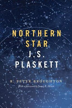 Bog, hardback Northern Star af R. Peter Broughton