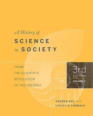 Bog, paperback A History of Science in Society af Lesley Cormack