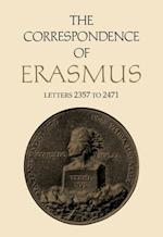 The Correspondence of Erasmus (COLLECTED WORKS OF ERASMUS, nr. 17)