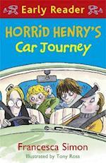 Horrid Henry's Car Journey af Francesca Simon, Tony Ross