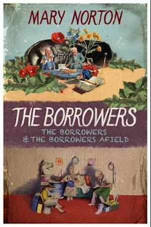 The Borrowers 2-in-1 af Mary Norton