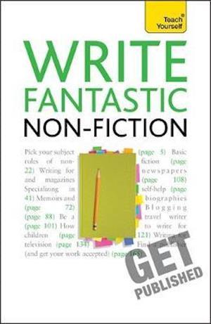 Write Fantastic Non-fiction af Claire Gillman