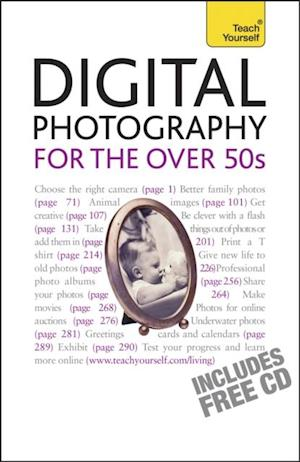 Digital Photography For The Over 50s: Teach Yourself af Peter Cope